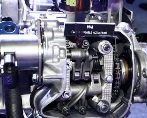 Pemeliharaan Mesin Sepeda Motor Kelas XII TBSM