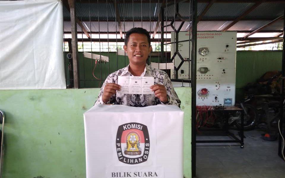 Pemilu Osis TP 2018/2019