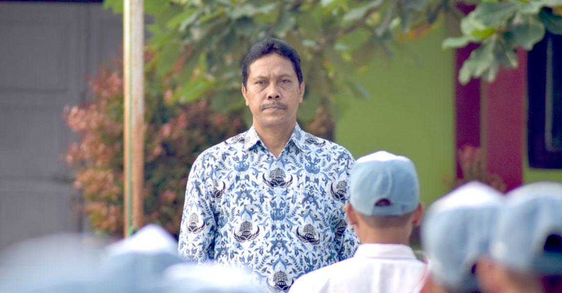 Dok : Upacara Hari Kesaktian Pancasila Tahun 2019 di SMKN 3 Sampit