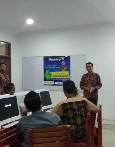 Kegiatan Workshop Android