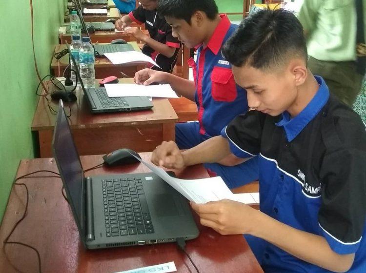 Lomba LKS 2020 Jurusan Multimedia Tk Kab Juara1 lanjut Provinsi