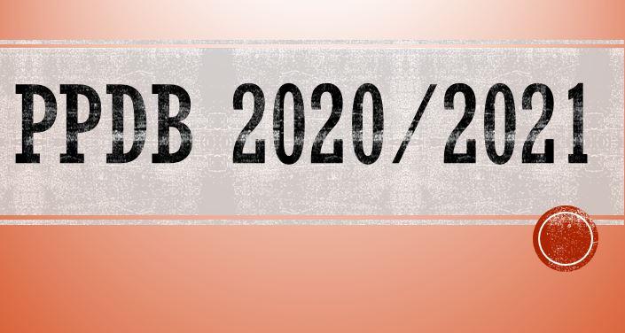 Info Awal PPDB 2020/2021
