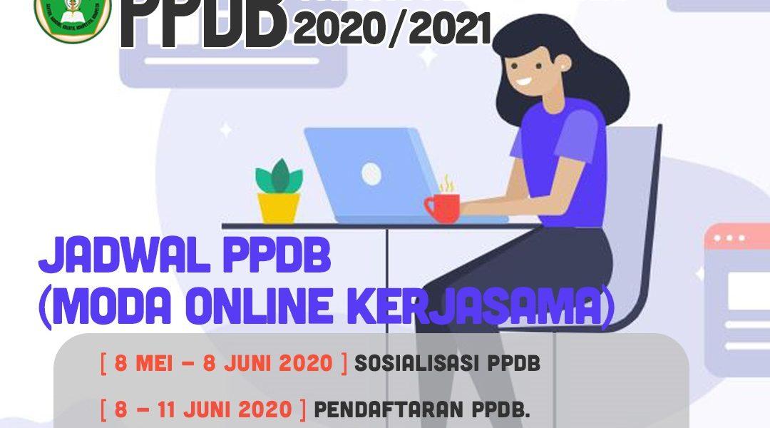 Jadwal PPDB 2020/2021