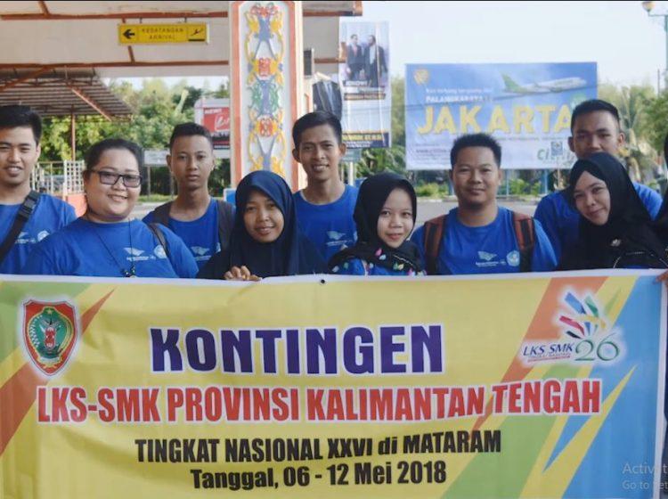 LKSN 2018 Lombok-NTB